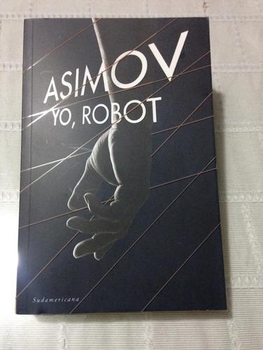 libro yo, robot