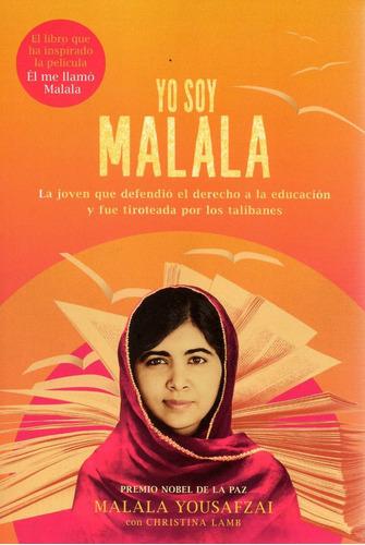 libro: yo soy malala ( premio nobel de la paz)