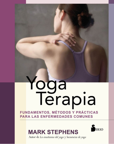 libro yoga terapia - stephens, mark