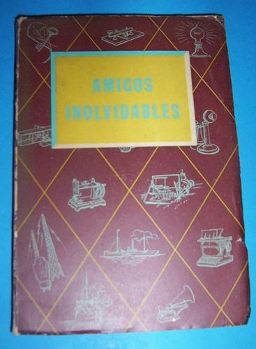libro,amigos inolvidables-asociacion,difusion,interamericana