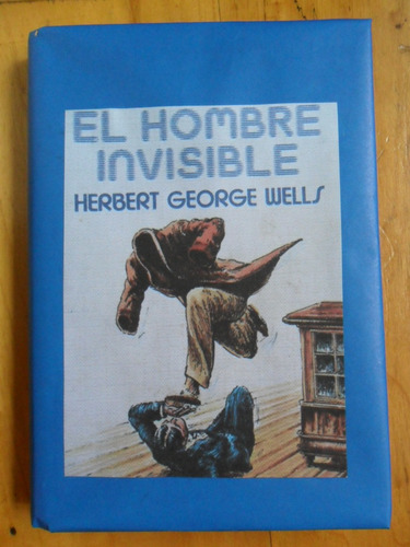 libros, 2: el hombre invisible, wells; ivanhoe, walter scott