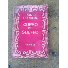 Roque Cordero Curso De Solfeo Ebook