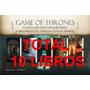 Juegos De Trono (5 Libros) + Bono De 5 Libros (total 10)