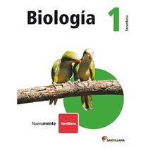 Biología 1 - Santillana