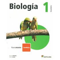 Biologia 1 Santillana Oferta