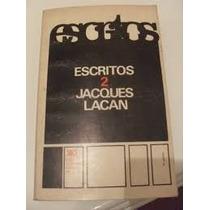 Libro Escritos 2 Jacques Lacan