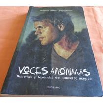 Voces Anónimas Libro 3 - Guillermo Lockhart