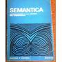Semántica Introducción A La Ciencia Del Significado,s Ullman