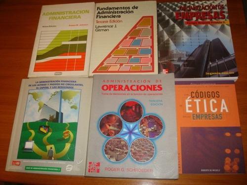 libros: administracion, gerencia