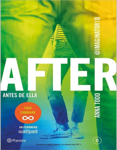 libros after #1/#2/#3/#4/#5