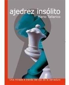libros ajedrez - ajedrez insolito - ventajedrez