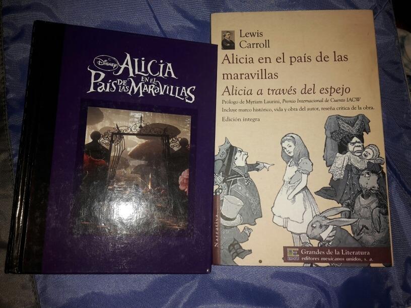 Libros Alicia En El País De Las Maravillas. - $ 170.00 en Mercado Libre