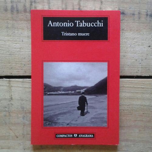 libros anagrama antonio tabbuchi