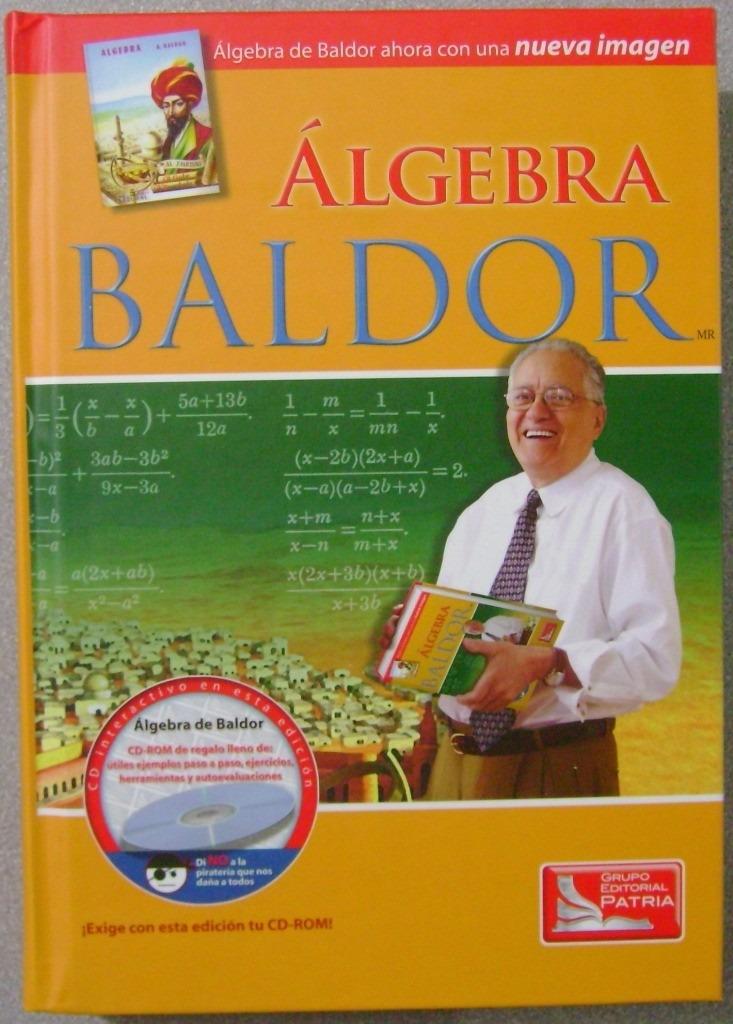 libro de baldor algebra resuelto pdf