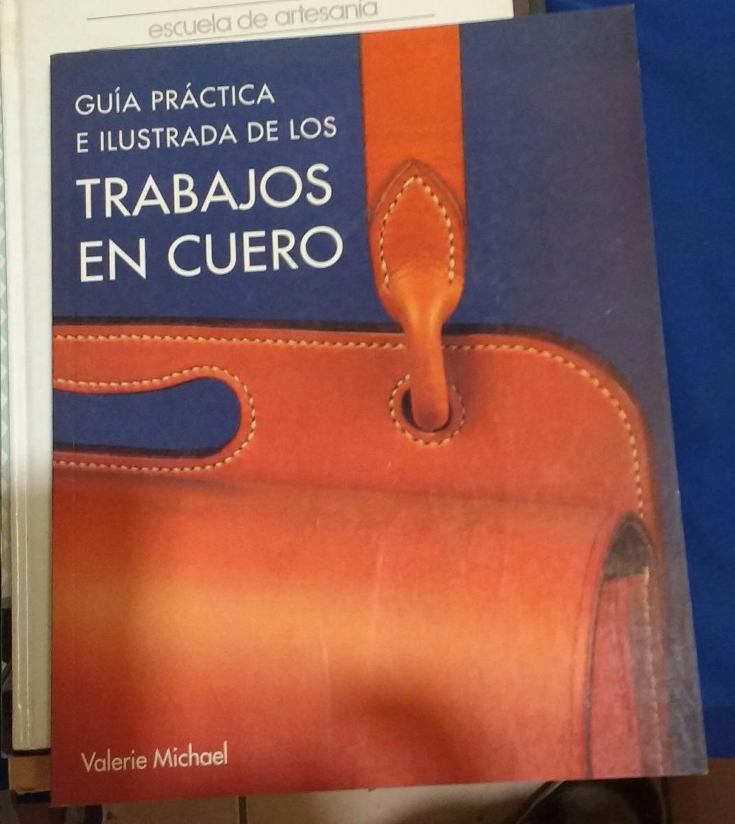 c8bad74ae Libros Artesanias En Cuero - $ 520.000,00 en Mercado Libre