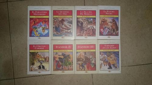 libros biblioteca de aventura y misterio - altaya
