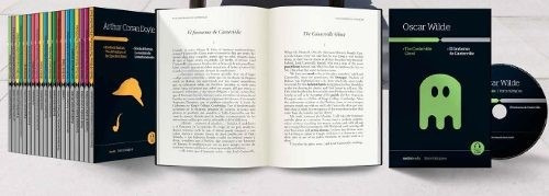 libros bilingües español-inglés (la nación) 2015, varios