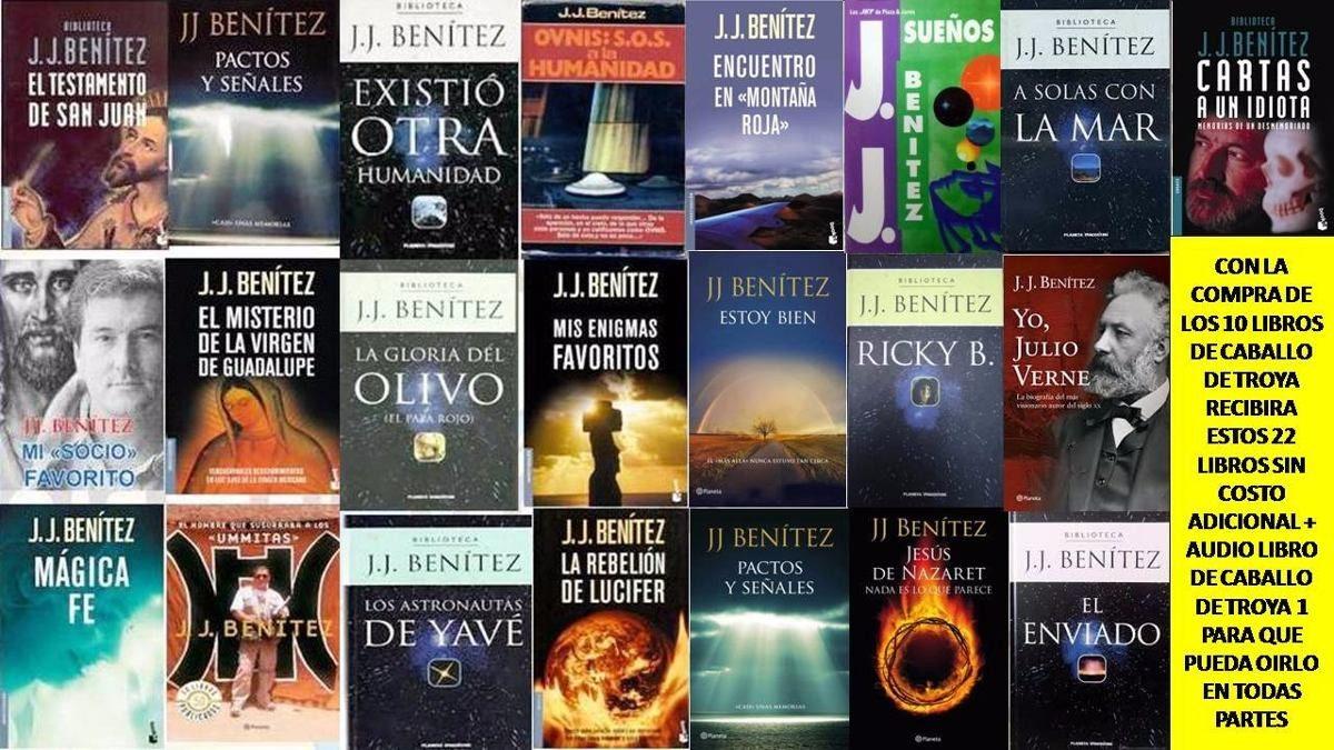 Libros caballo de troya jj benitez 21 libros digitales Libros de ceramica pdf