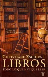 libros christiane zschirnt