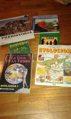 libros ciencias naturales