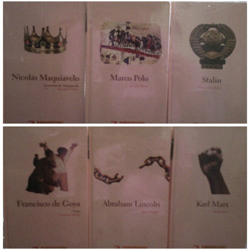 libros circulo de lectores personajes de la historia
