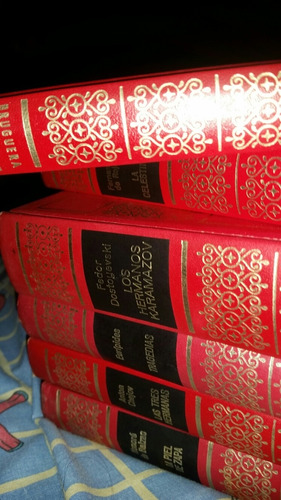 libros clásicos obras inmortales tapa dura buen estado ofert