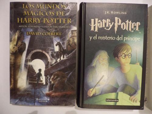 libros coleccion harry potter