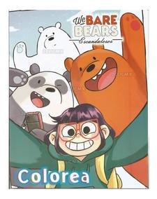 Libros Colorear Escandalosos 2 16 Pag Recuerdos Bolo Fiesta