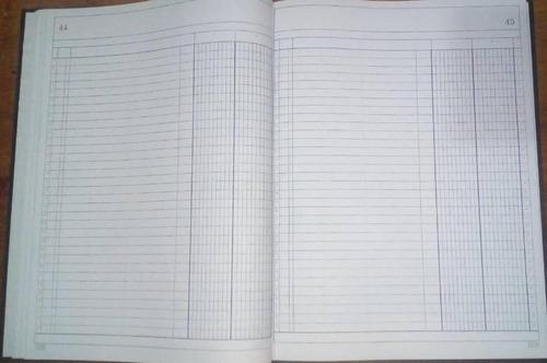 libros contables fabrica juegos de libros para c.a