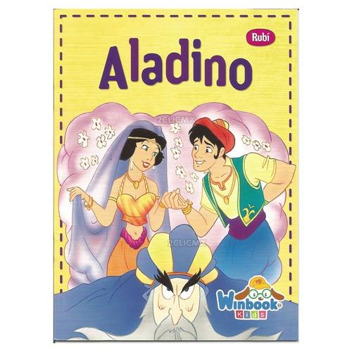 libros cuentos infantiles clasicos para niños aladino