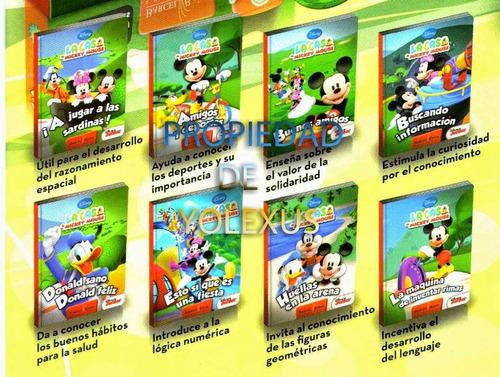 libros cuentos magicos de mickey mouse