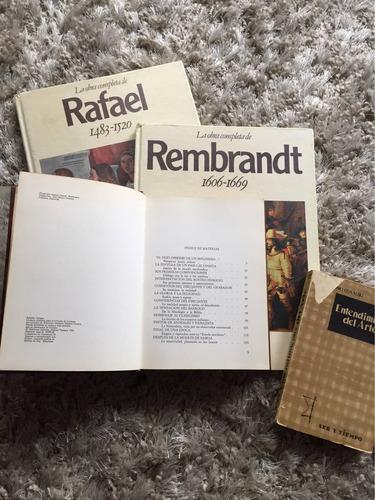 libros de arte lote