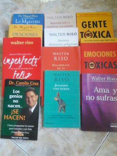 libros de auto ayuda y de crecimiento personal