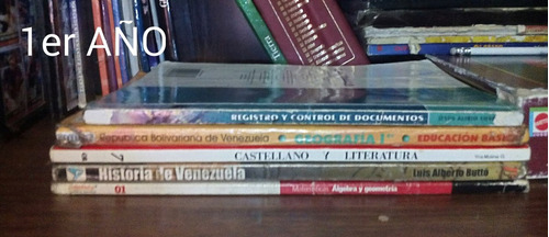 libros de bachillerato
