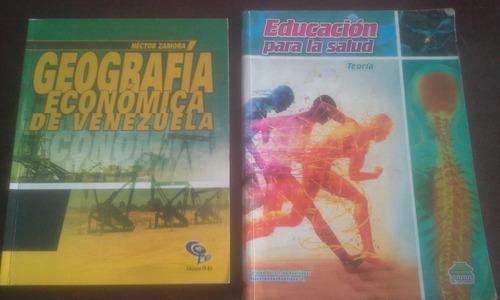 libros de bachilleratos