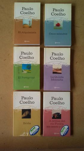 libros de coleccion de pacoelho