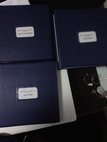 libros de contabilidad en formas continuas