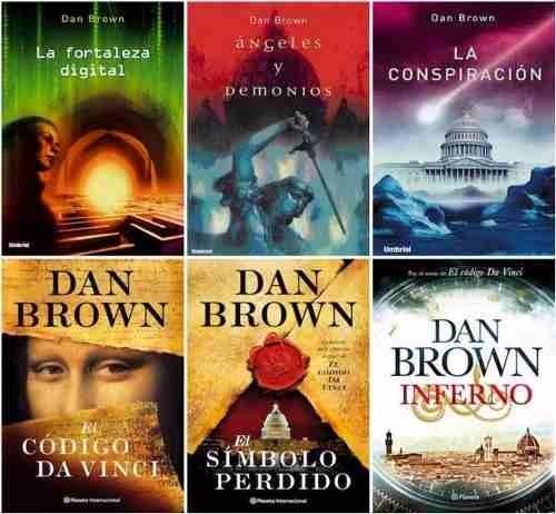 Libros De Dan Brown En Digital (pdf). - Bs. 0,01 En Mercado Libre @tataya.com.mx