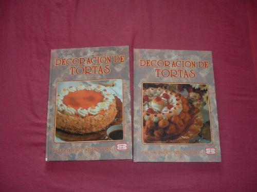 libros de decoracion de tortas