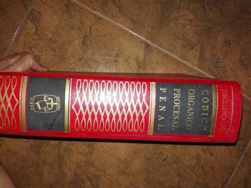 libros de derecho código procesal penal 2001