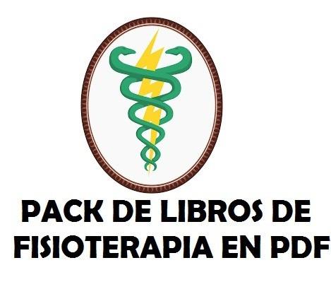 libros de fisioterapia en pdf. dolor,masaje, paq