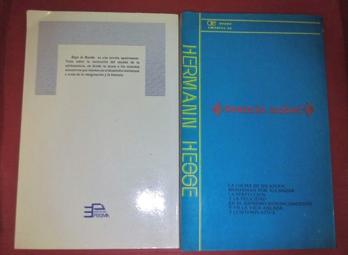libros de herman hesse