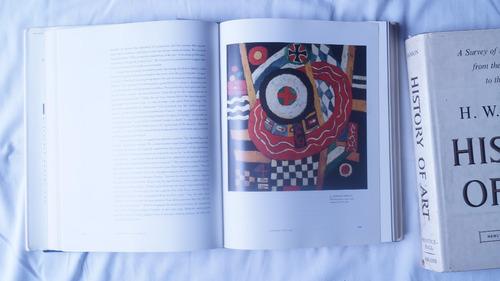libros de historia del arte en oriente y occidente
