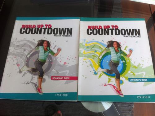 libros de ingles build up to countdown editorial oxford