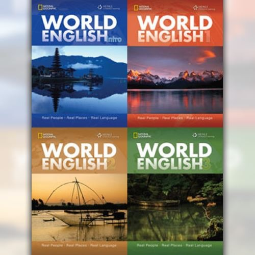 Libros De Inglés Del Cevaz A Full Color - World English