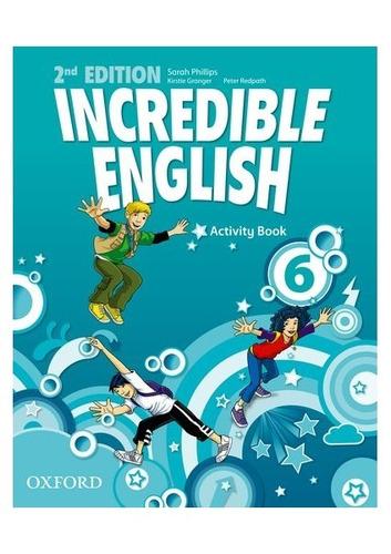 libros de ingles, incredible english -todos los niveles