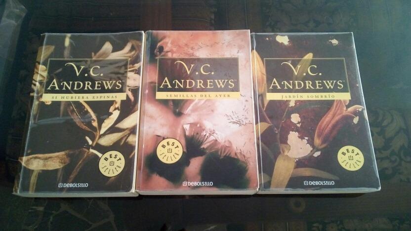 Libros De La Saga Flores En El Atico Bs 48 000 00 En Mercado Libre