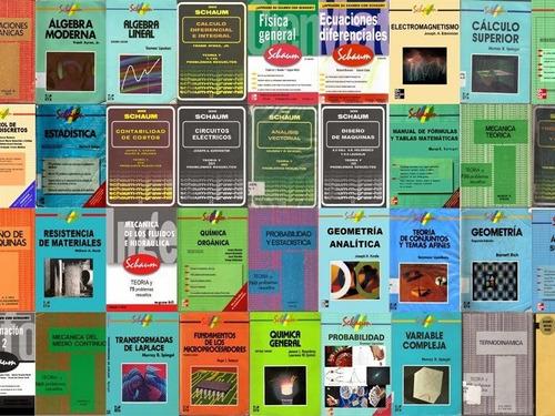 libros de la serie schaum pdf excelente calidad