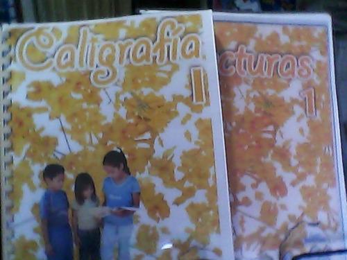 libros de lectura flor de araguaney:  inicial 1 2 3  4 y 5