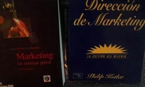 libros de marketing , mercadeo e ingeniería industrial